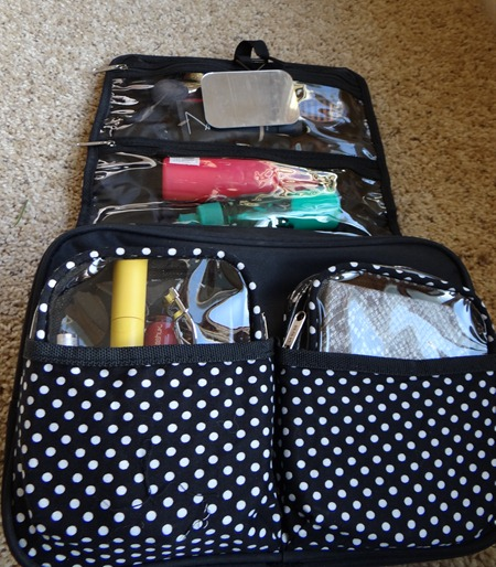 Purely Pro Cosmetics Bag