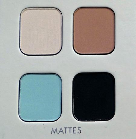Lorac Mint Matte Shades