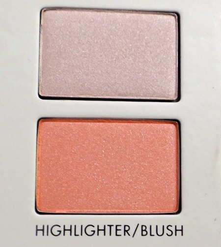 LORAC Mint Highlighter and Blush