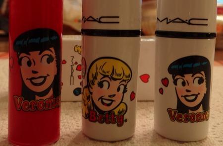 MAC Archies Girls packaging