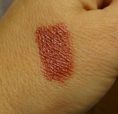 Laura Mercier Lip Stain Mulberry Swatch