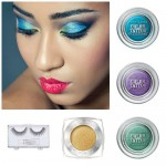Three Affordable Bright Eye Looks For Spring With Products From Target
