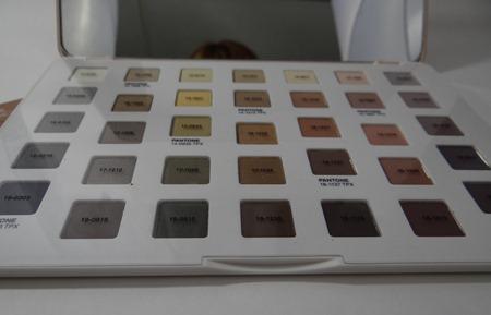 Pantone Precious Metals Palette