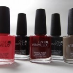 CND Vinylux Weekly Polish Review