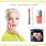 Dior Summer Makeup Look