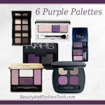6 Purple Eyeshadow Palettes