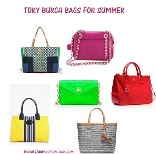 Tory Burch Handbags For Summer