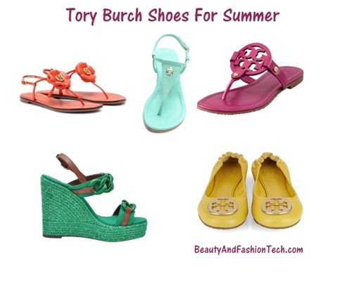 Troy Burch shoes for summer