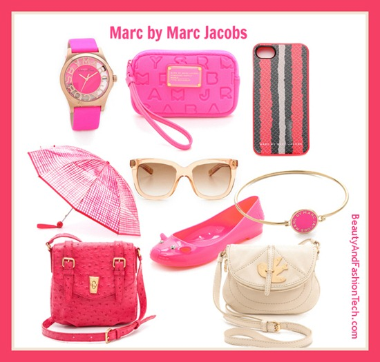 Marc Jacobs accessories sumemr
