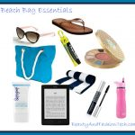Top Ten Items In My Beach Bag