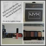 NYX Parallel World Box Smoky Eye Look