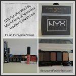 NYX Parallel World Box Smoky Eye Look