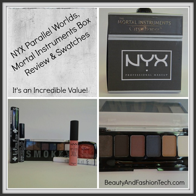 NYX Parallel Worlds Box