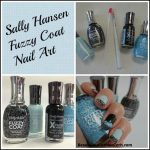 Sally Hansen I Heart My Nail Art With Fuzzy Coat Polish