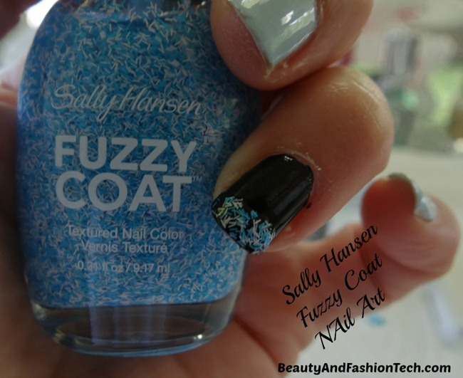 Sally Hansen Nail Art Tutorial #shop