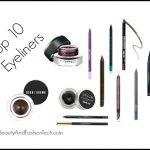 Top Ten Tuesday, Best Eyeliners