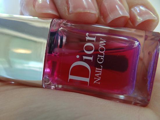 Dior Nail Glow Swatch