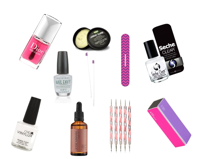 Top Ten Manicure Products : Beauty and Fashion Tech