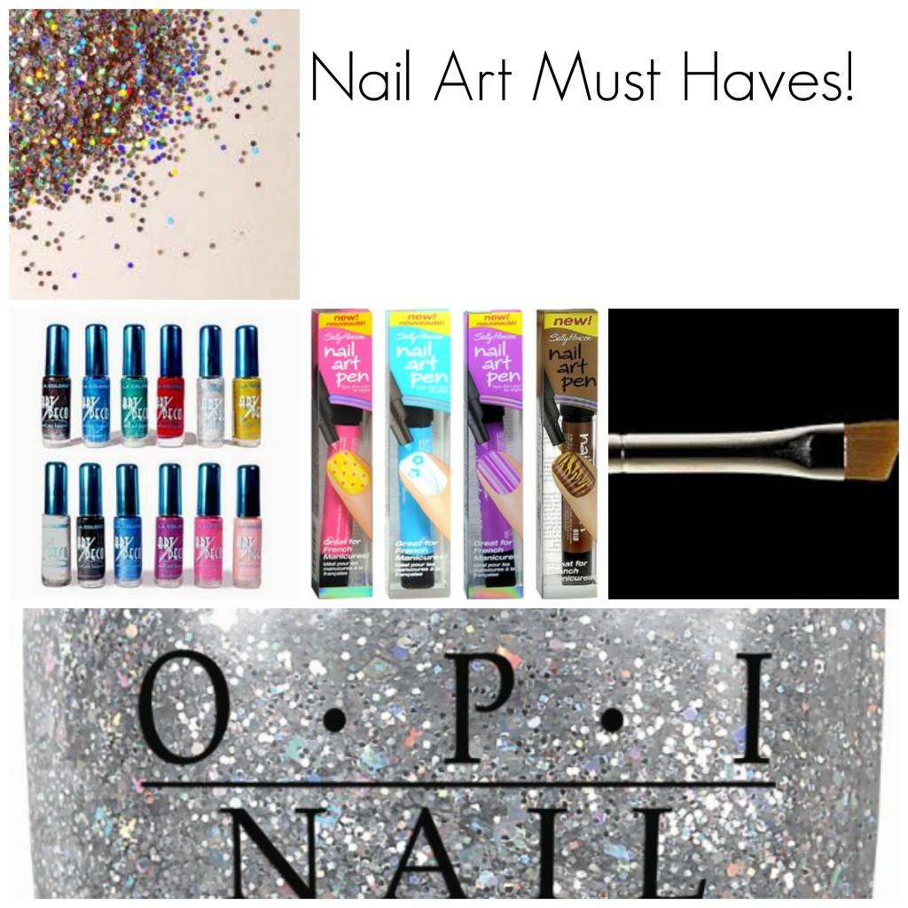 nail art must haves