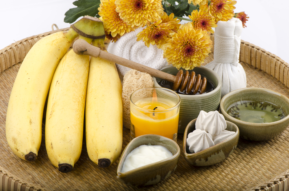 Banana DIY Facial Mask