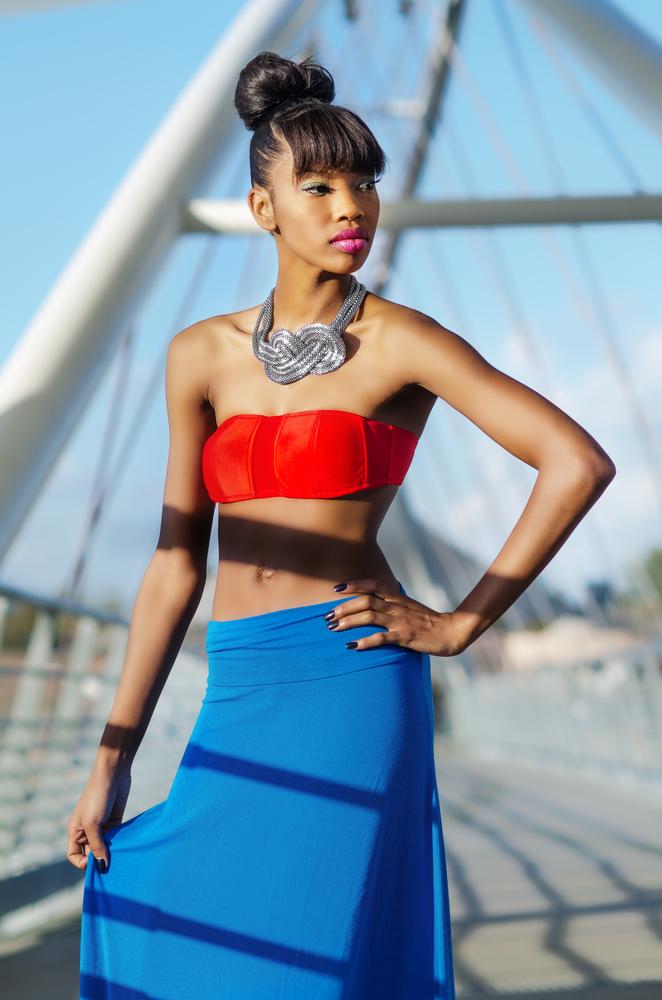 Bold Summer Fashion