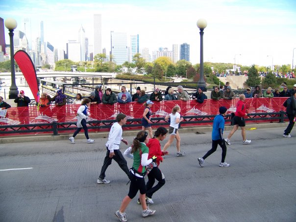 Chicago Marathon Mile 26 #shop