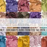 Giveaway! Win a 30 Shade MAC Pro Palette with Beauty Blogger's Favorite Shades!