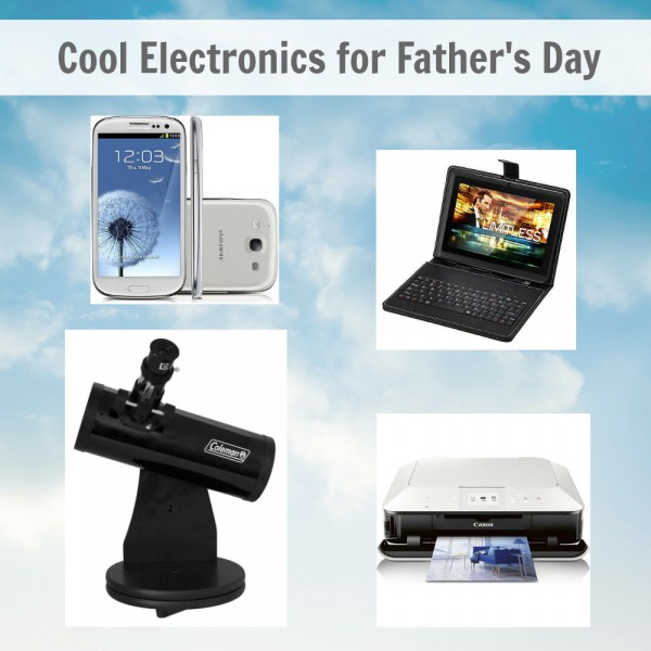 electronics for fathers day