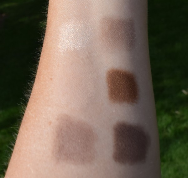 Maybelline Nudes Swatches