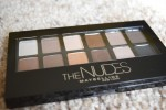 Maybelline The Nudes Makeup