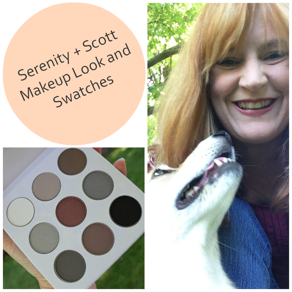 Serenity + Scott Makeup Look and Swatches