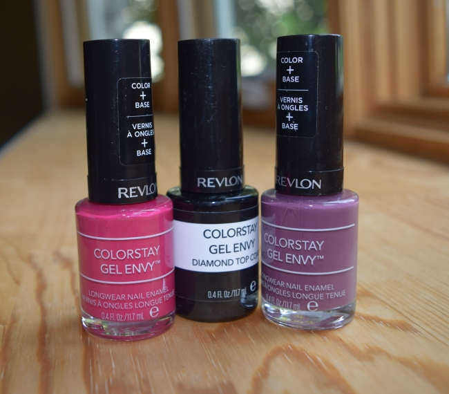 Revlon Colorstay Gel Envy Nail Polish Review