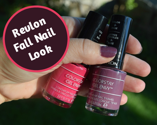 Revlon Gel Envy fall polish look