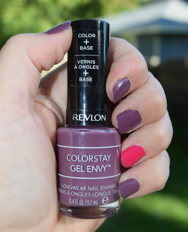 Revlon gel envy swatch purple