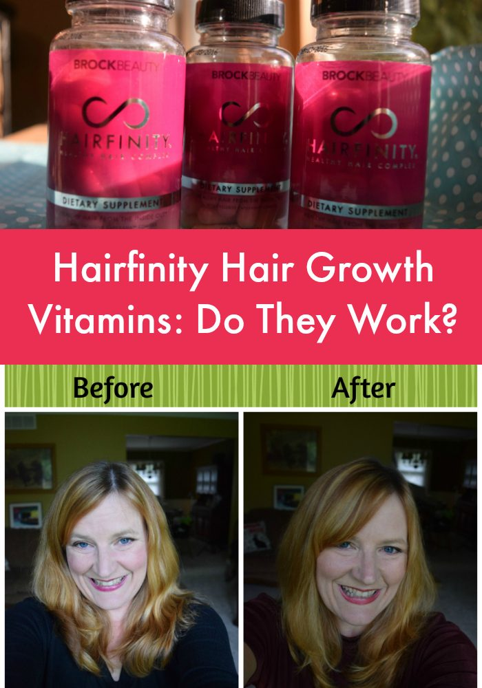 Hairfinity Review and Results. Do Hairfinity Vitamins work for hair growth? Hairfinity Before and After photos. #hairgrowth #hairfinity #beforeandafter #hair