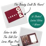 Giveaway! Win the LORAC Mega Pro Palette