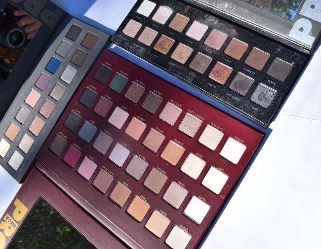 The Lorac Pro Palettes