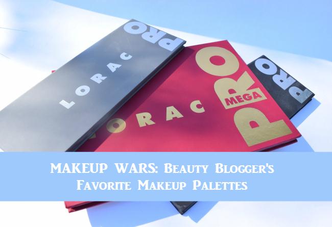 favorite makeup palettes