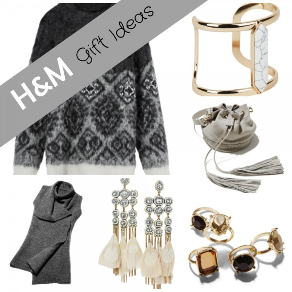 H&M Holiday gift Guide