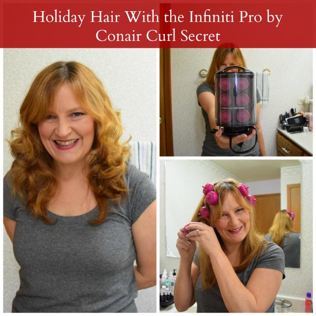 Conair Curl Secret Hairstyle