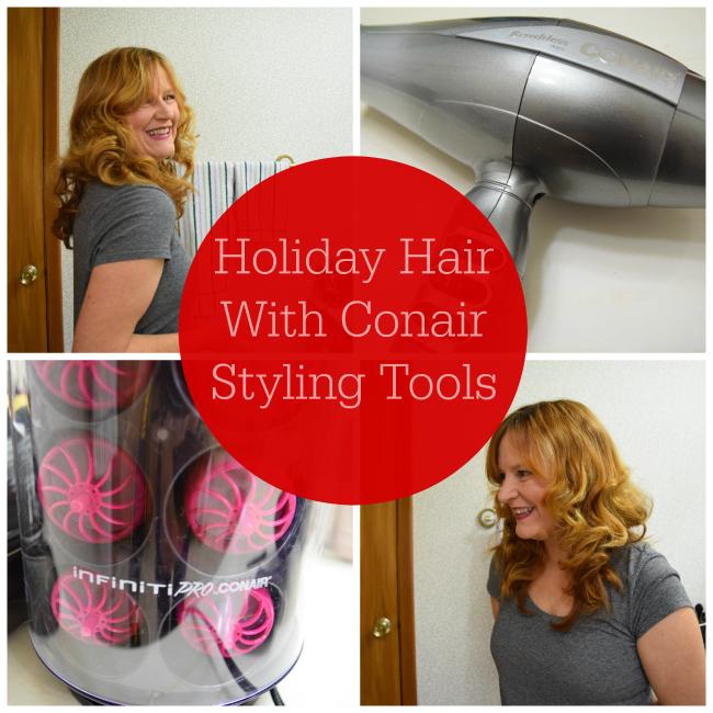 Conair Holiday Hairstyles