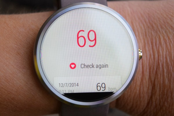 moto 360 heart rate