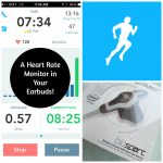 Running With Intel SMS Audio BioSport Earbuds