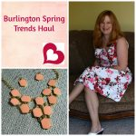 My Burlington Spring Trends Shopping Haul