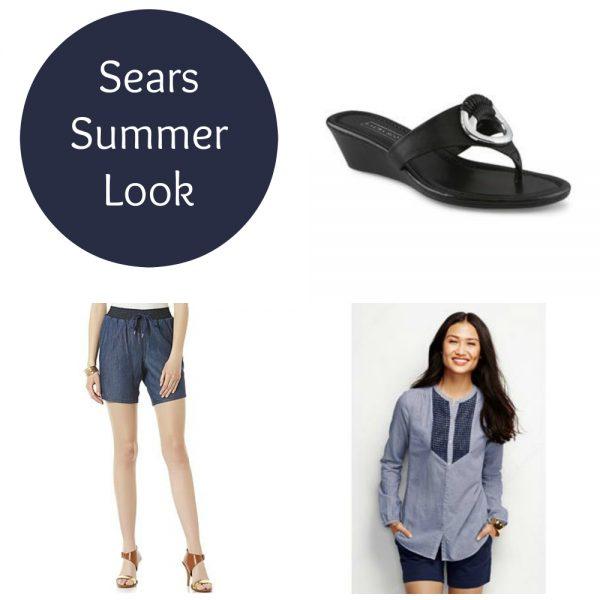 Sears Summer Look
