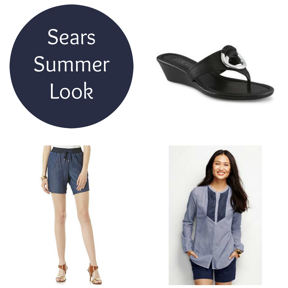 Sears Summer Look