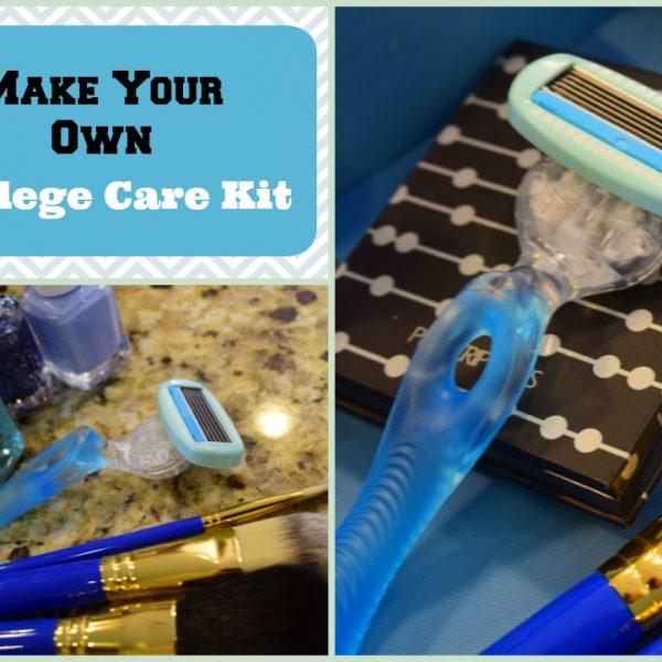 DIY collage care kit