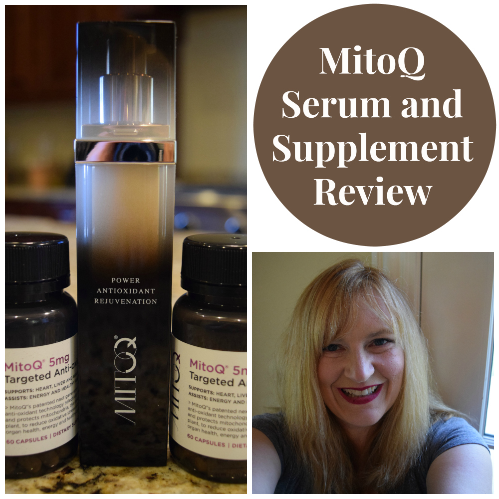 mitoQ serum and supplement review