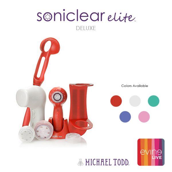 Michael-todd-soniclear-elite-deluxe-evine-live
