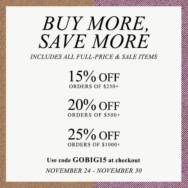 shop bop November black friday sale
